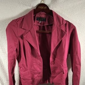 Juicy Couture Jeans Jacket